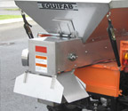 Stainless Steel UTV Spreader